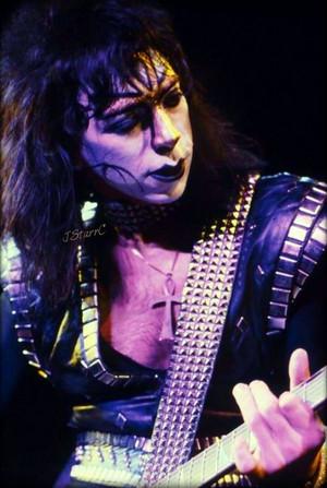 Vinnie the Ankh Warrior ~Universal City, California…March 27, 1983
