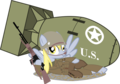 WW2 Derpy - my-little-pony-friendship-is-magic photo