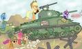 WW2 Ponies - my-little-pony-friendship-is-magic photo