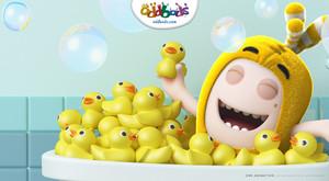 achtergrond 16x9 Bubbles 4