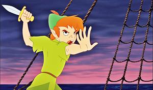 Walt Disney Screencaps - Peter Pan