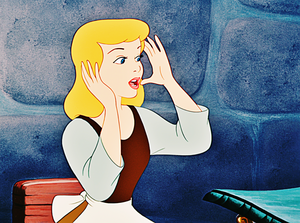 Walt Disney Screencaps - Princess Sinderella