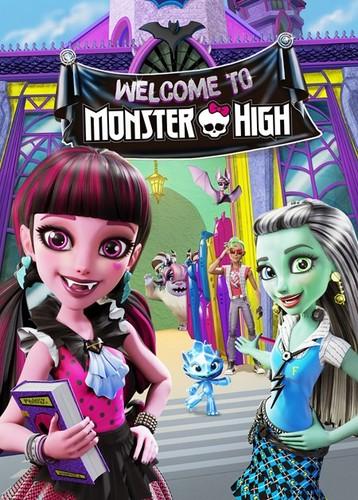 monster high hintergrund