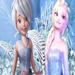 Winter friends - disney-crossover icon