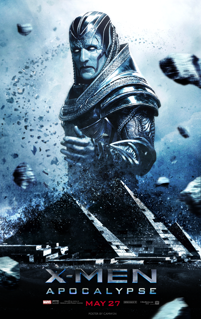 apocalypse aka: en sabah nur images xmen apocalypse movie poster en
