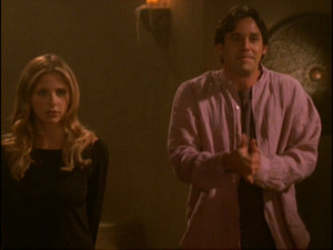Xander and Buffy 4