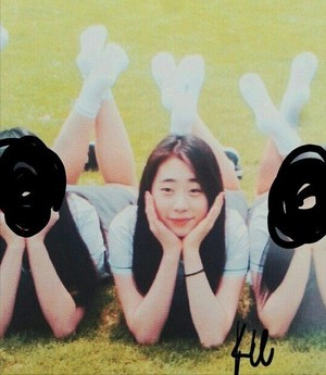 Yeonjung's Graduation Photo