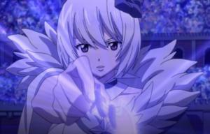 Yukino Summoning A Celestial Spirit GMG