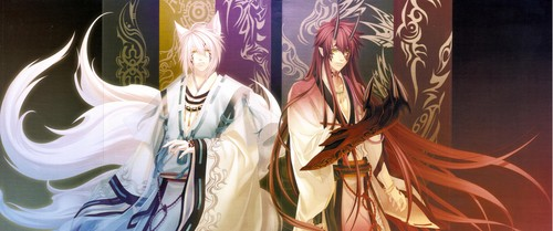 Hiiro no Kakera images Yuuichi and Takuma HD wallpaper and ...