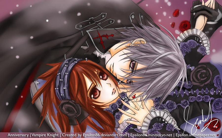 Vampire Knight Yuki Zero Images Yuukizero Wallpaper Love