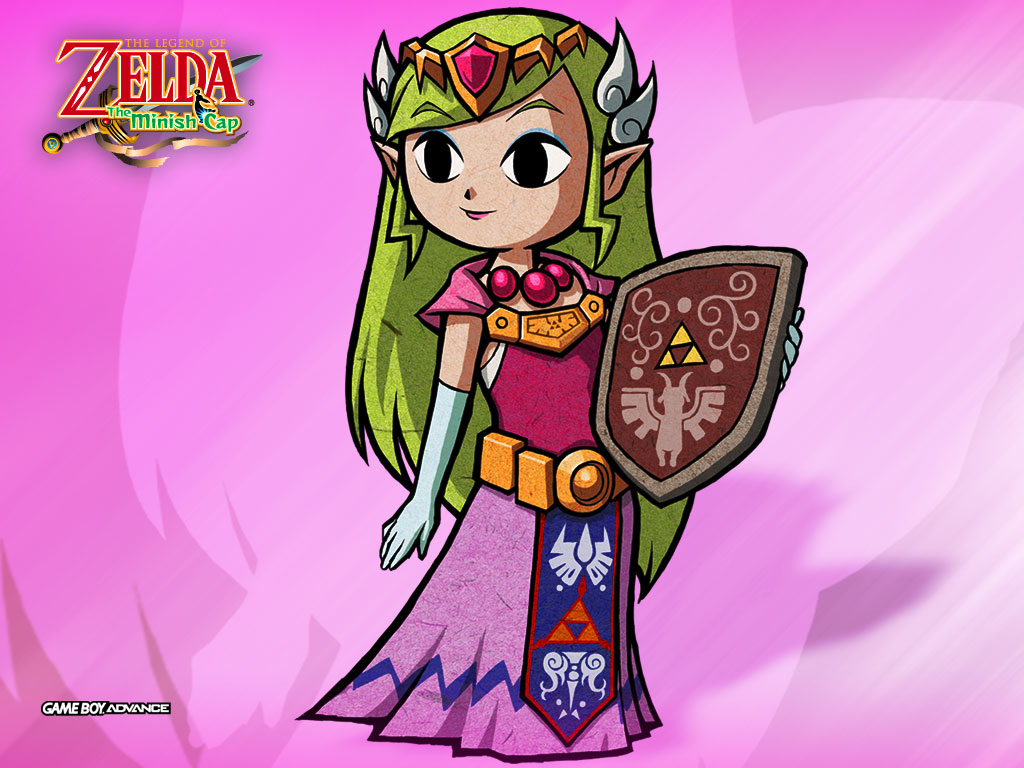 Zelda | The Minish Cap