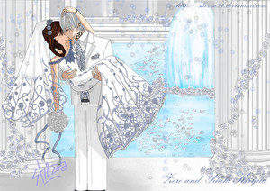 Zero/Yuuki Fanart - Wedding