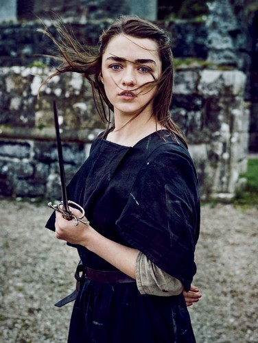 Arya Stark Images HD Wallpaper And Background Photos Entitled Game Of Thrones Series 6