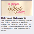 award - stefan-and-elena photo