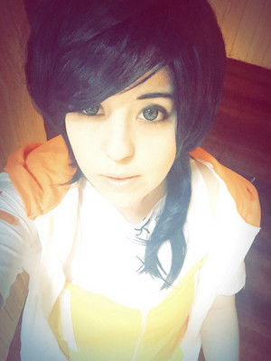 cosplay of Fabia <3 <3