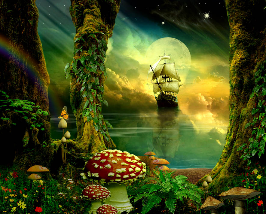Dreams Images Dream World By Funkwood HD Wallpaper And Background Photos