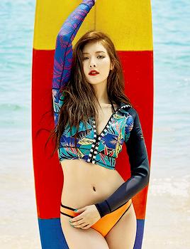 Hyuna x sure