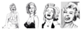 image - marilyn-monroe fan art