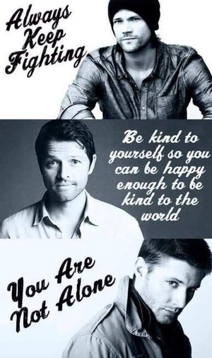 j2m akf be kind not alone