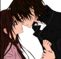 kaname and yuki by asvetik d4ub4j9 - vampire-knight photo