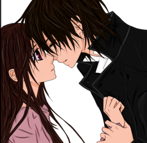 kaname and yuki द्वारा asvetik d4ub4j9