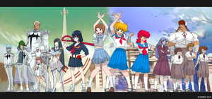 kill la kill my new project a ko 由 atariboy2600 d8158x3