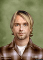 kurt cobain-Stars Would Look Like If They Never Died - celebrities-who-died-young fan art