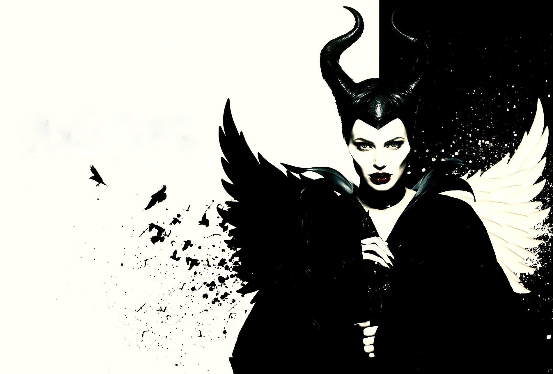 Walt disney fondo de pantalla - Maleficent