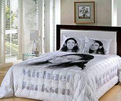 michael jackson bett sheets