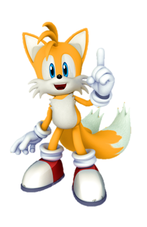 miles tails prower new render によって sega によって 9029561 d7c7qnn