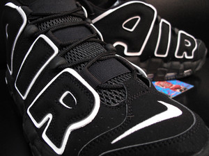 nike air और uptempo 2
