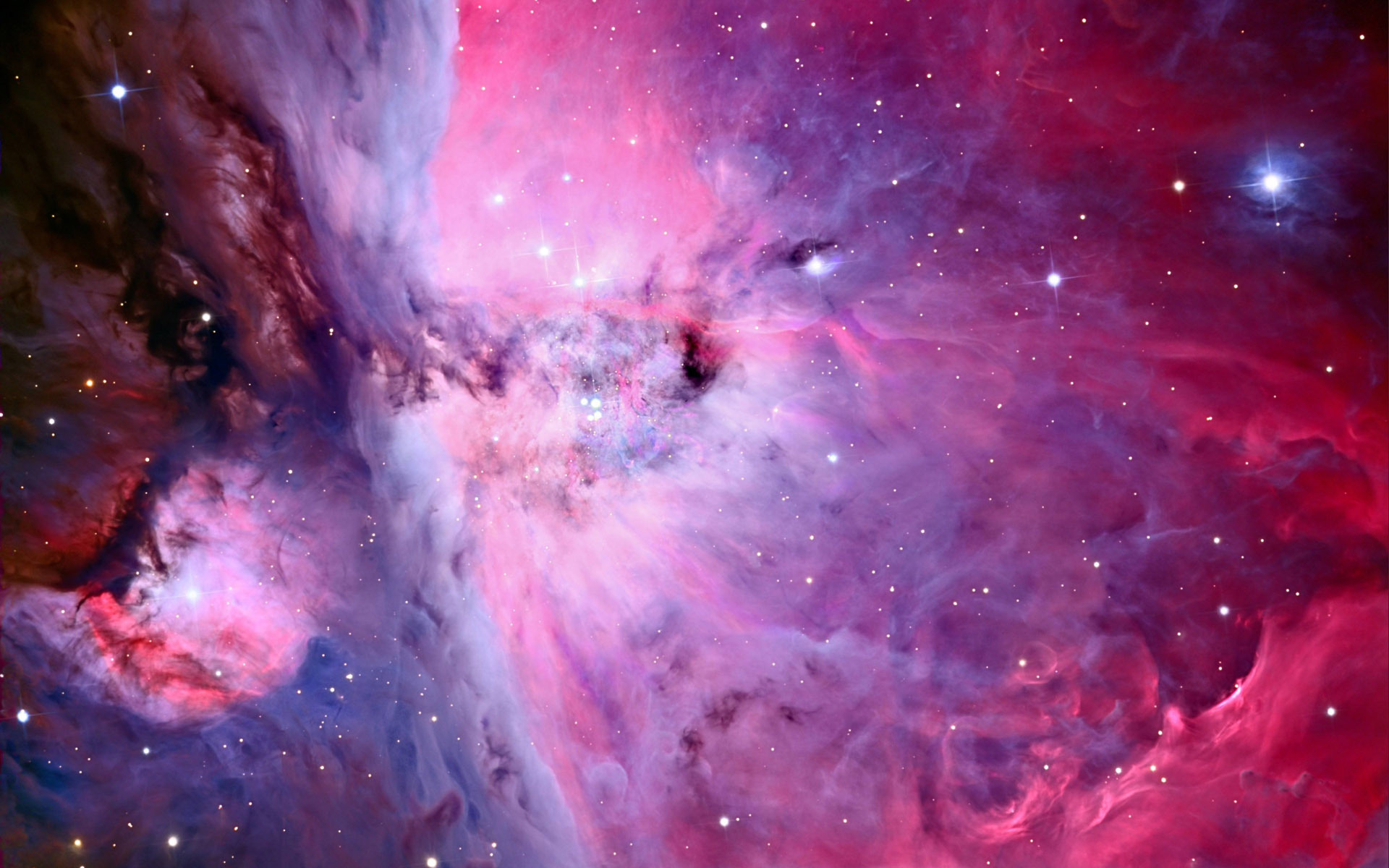 màu hồng, hồng không gian background