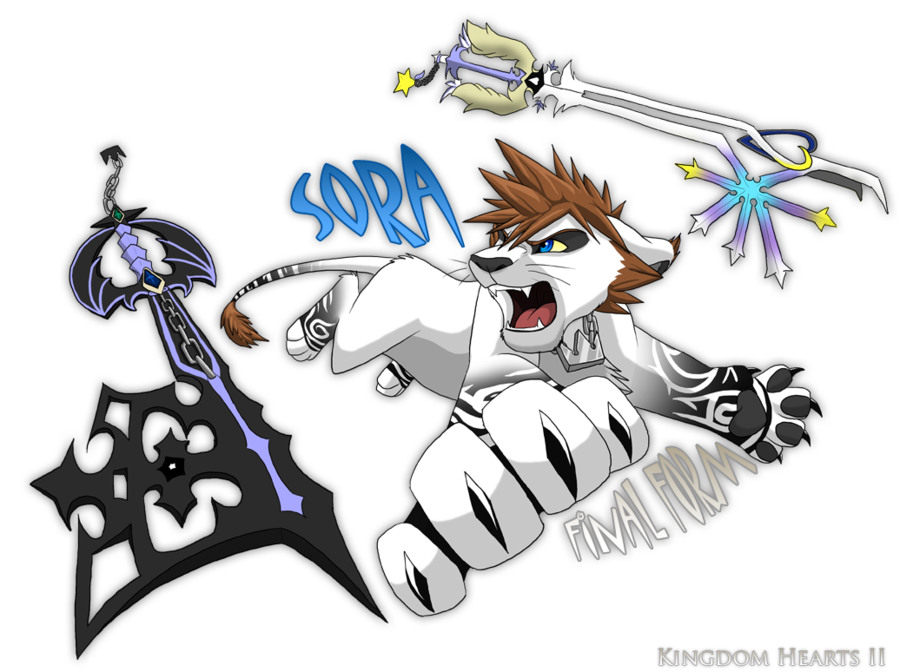 Lion Sora From Kingdom Hearts 2 images pride lands sora final form ...