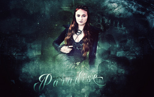 game of thrones wallpaper entitled Sansa Stark