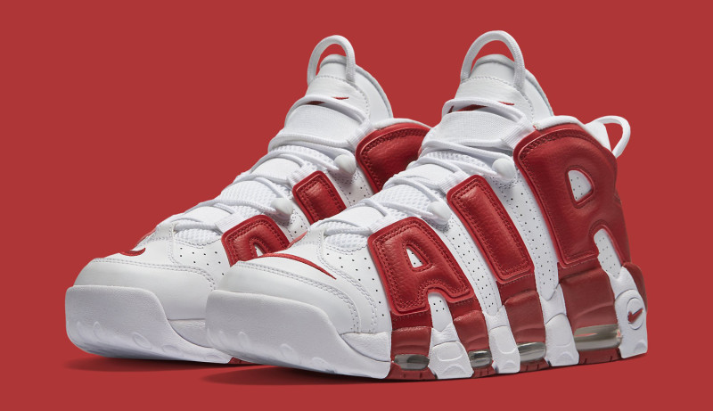 online store 710e6 c6187 Nike images scottie pippen uptempo white red 02 qsdezi wallpaper and  background photos