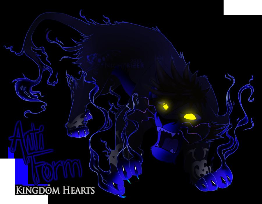 Sora Anti Form Da Nightrizer D5jz9dw Lion Sora From