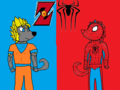spider wolf meet gt - alpha-and-omega photo