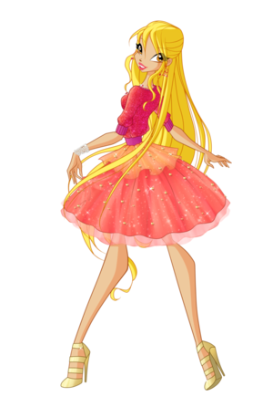 stella glam glitter by colorfullwinx