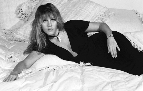 stevie nicks wallpaper probably with a boudoir, dormitório and a bedroom entitled stevie mag lay out 2.JPG