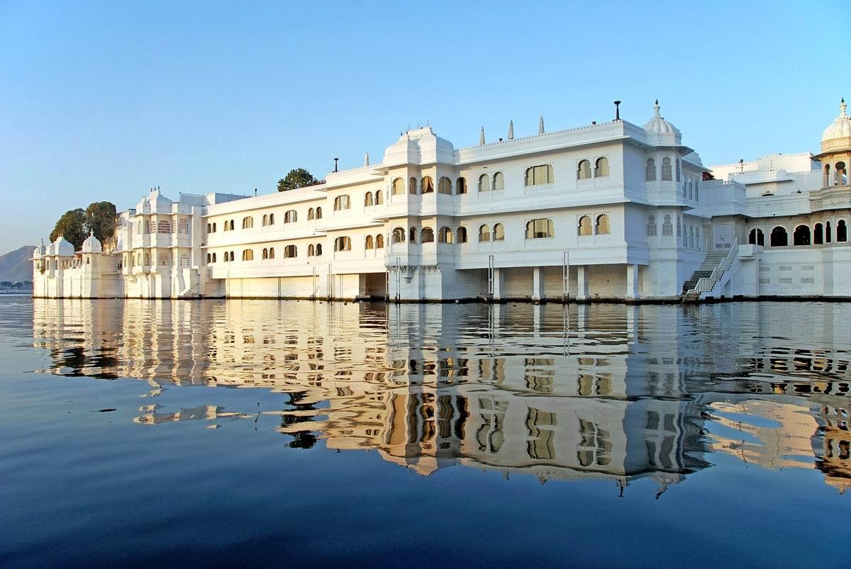 Travel Images Taj Lake Palace Luxury Hotel Rajasthan Hd Wallpaper