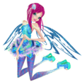 tecna wonderix by werunchick - the-winx-club fan art