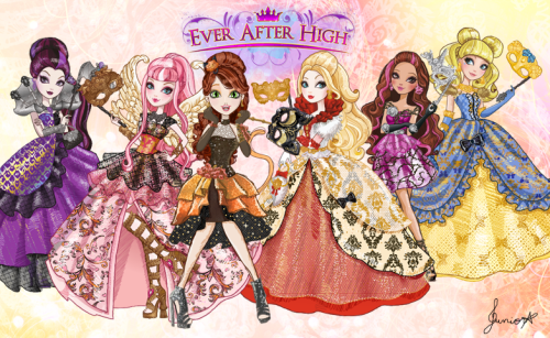 Ever After High wallpaper probably with Anime called tumblr ndx4vjjexJ1s5r0x8o1 500