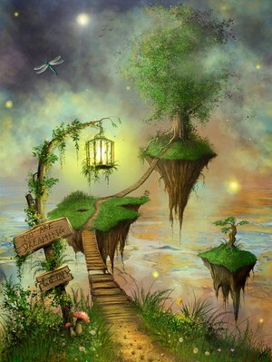 world of lucid dreams