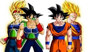 Bardock and Goku( Kakarot)XZHZmYh