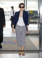 Emma Watson departing JFK airport [May 30, 2013]  - emma-watson photo