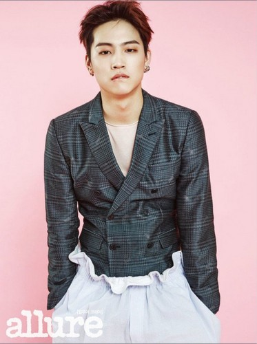 GOT7 바탕화면 entitled GOT7's JB and Yugyeom are a trendy duo for 'Allure'