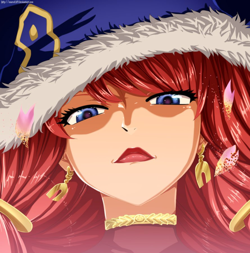 FAIRY TAIL(フェアリーテイル) 壁紙 called *Irene Belserion*