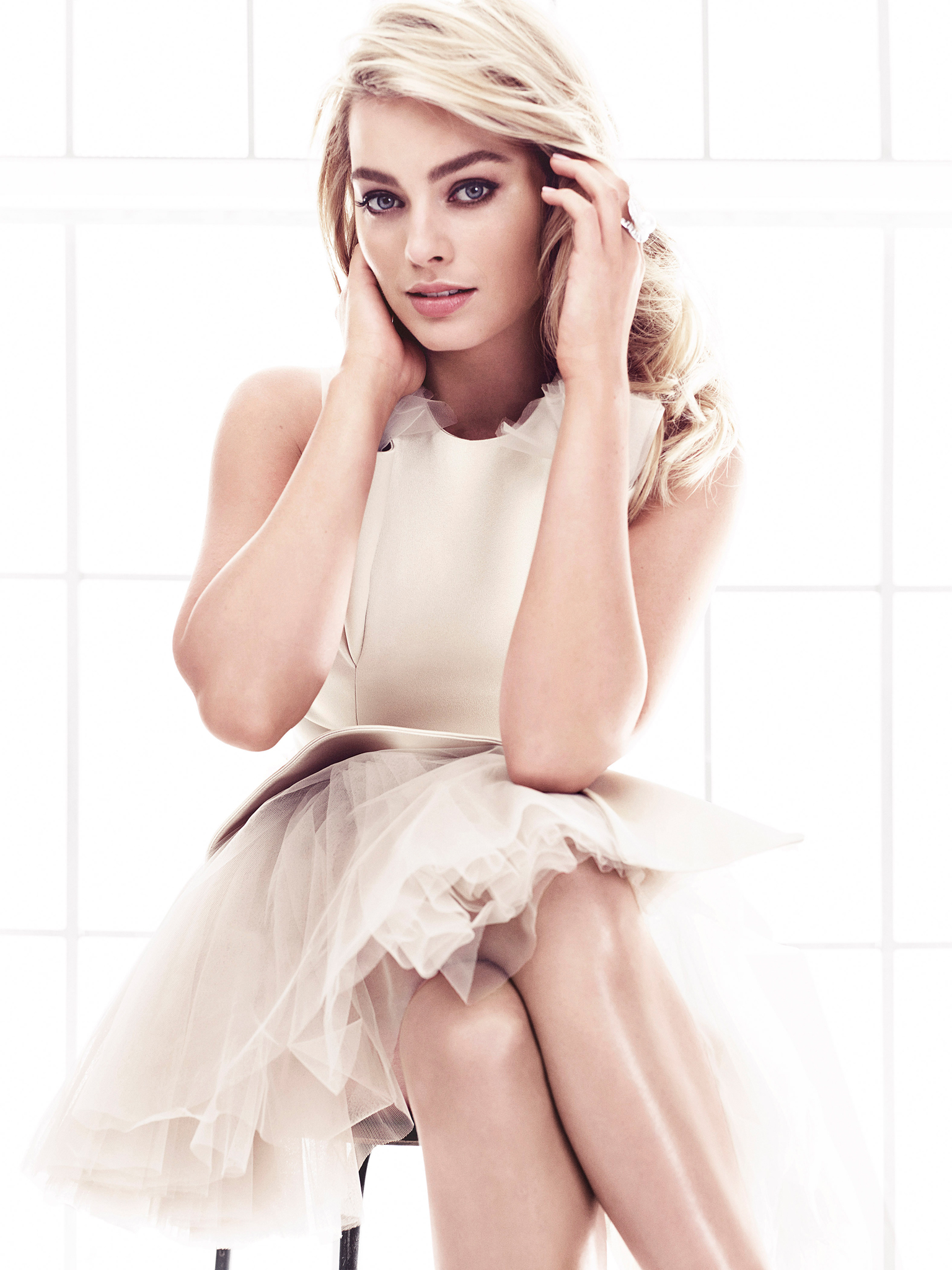 Margot Robbie - Harper's Bazaar Photoshoot - April 2015