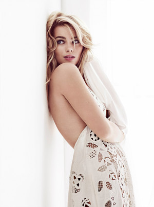 Margot Robbie - Harper's Bazaar Photoshoot - April 2015