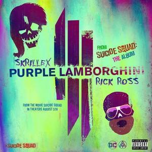 'Purple Lamborghini' Single Cover (Fan-Made)